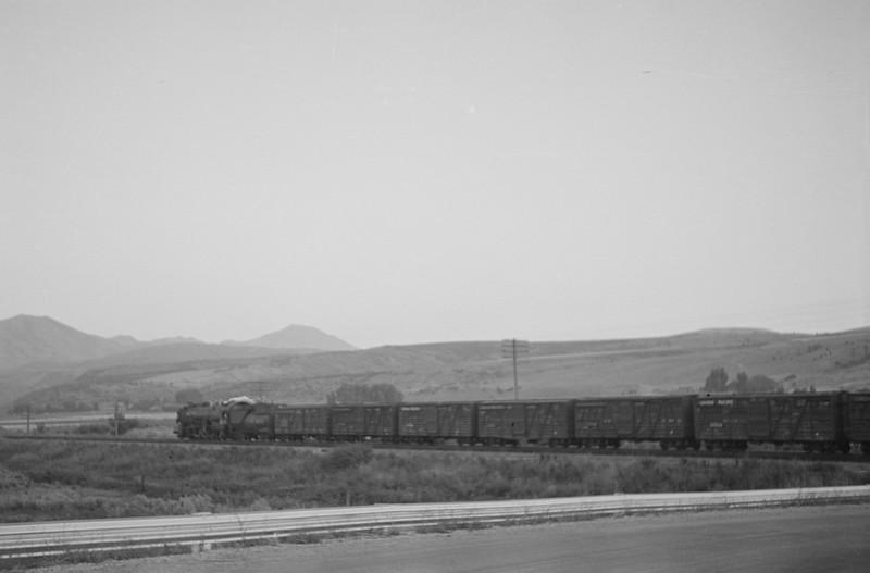 UP_2-10-2-with-train_near-Pocatello_Aug-26-1949_002_Emil-Albrecht-photo-0296-bad-negative.jpg