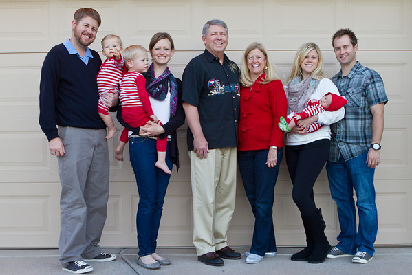 Tempe Christmas - Group Pictures 2011