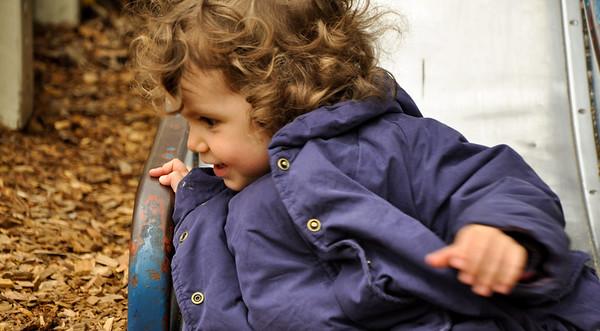 Mila, Ivan & Nina in Geneva