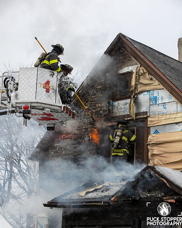 Dwelling Fire - 54 Hazelwood Terrace, Rochester, NY - 2/1/21
