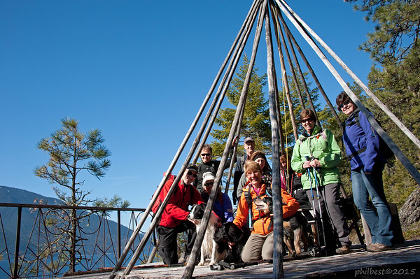 Pilot Bay to Teepee Camp