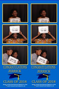 Jerrick's Graduation 6/16/18