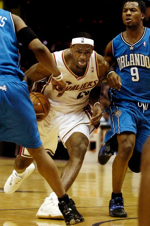 . Ken Blaze/KBlaze@News-Herald.com LeBron James