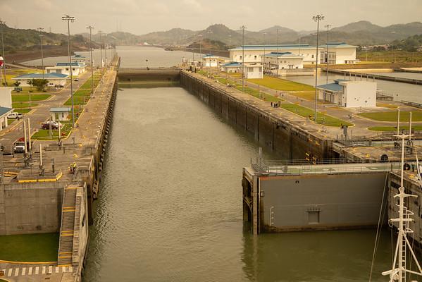 Panama Canal Cruise April 2019