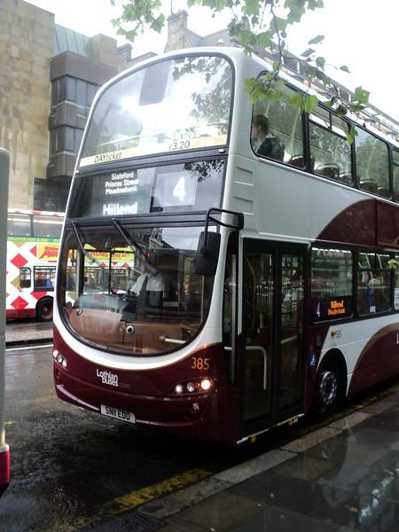 Lothian 351-400/951-600