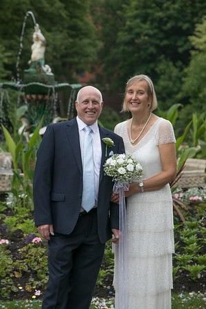 Lesley and Arnie's Wedding