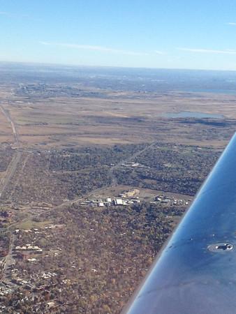 Flight to Boulder, Nov 2014