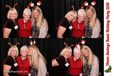 Union Savings Holiday Party 2018