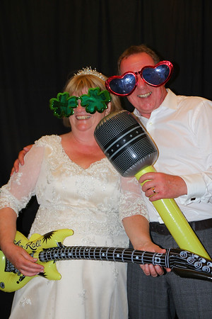 Alison & Simon Photobooth
