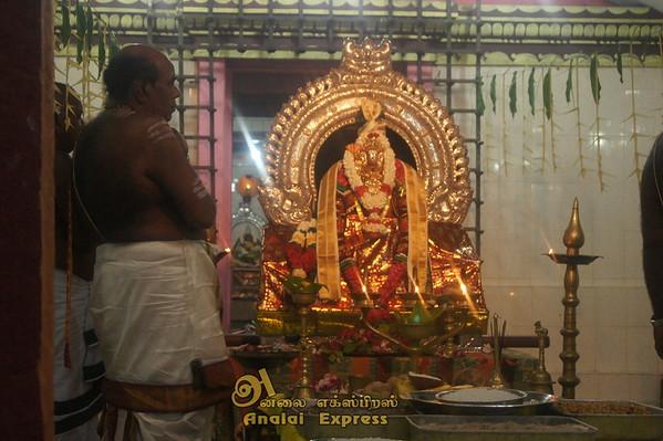 அனலைதீவு ஐயனார் ஆலய திருக்கல்யாணம்-2018