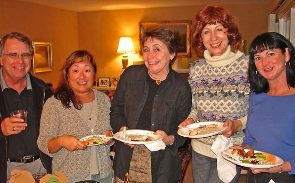 Lisa B's Potluck - Nov 2005
