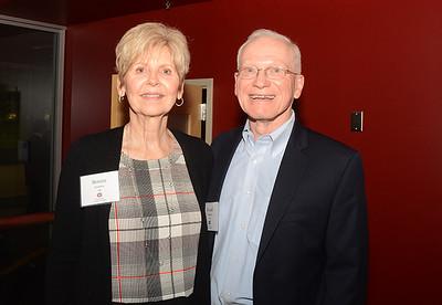 Ron and Bonnie Swenson