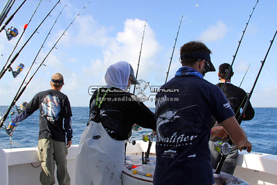 "2011 Sailfish Cup - Day 1 Water ""Qualifier"""