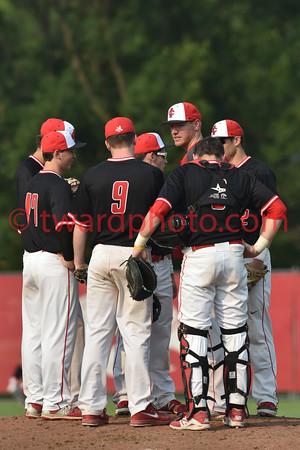 2015 CHS Baseball - Cedar Falls