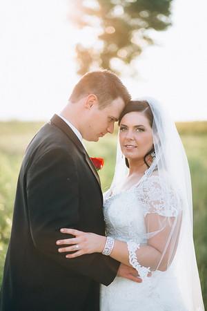 Wedding Party/Ashley and Matt Portraits