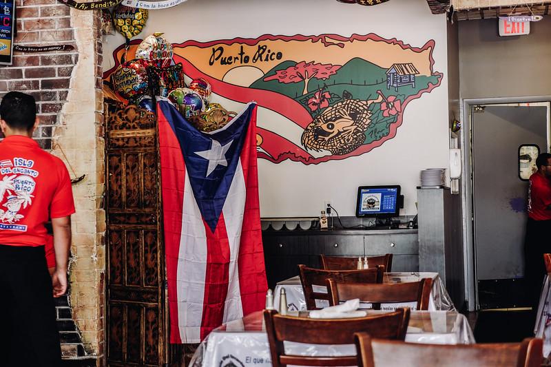 Isla Del Encanto - Puerto Rican Cuisine