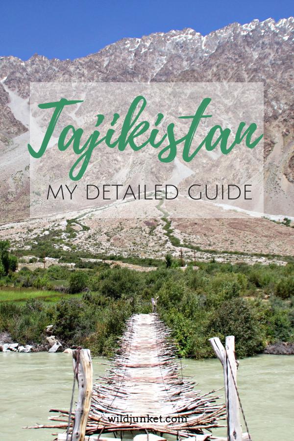 Tajikistan Travel: A Travel Blogger's Guide - WildJunket Adventure Travel Blog