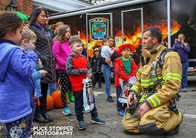 Open House - Long Ridge VFD, Stamford, CT - 10/13/18