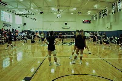 Montreat College Volleyball Tournament