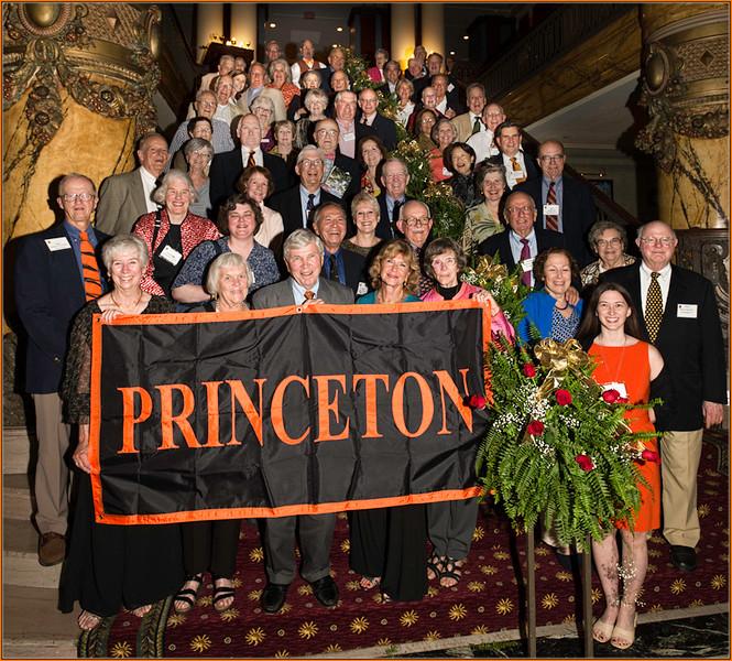 Princeton Group Shot - Ken Michaelchuck '68