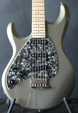 Music Man Silhouette Special