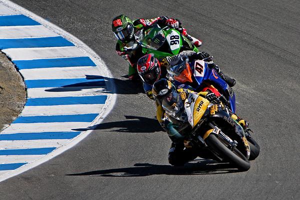 AMA Daytona Sportbike @ Laguna Seca 2009