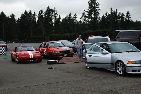 Alfa Track Day 4 23 2009