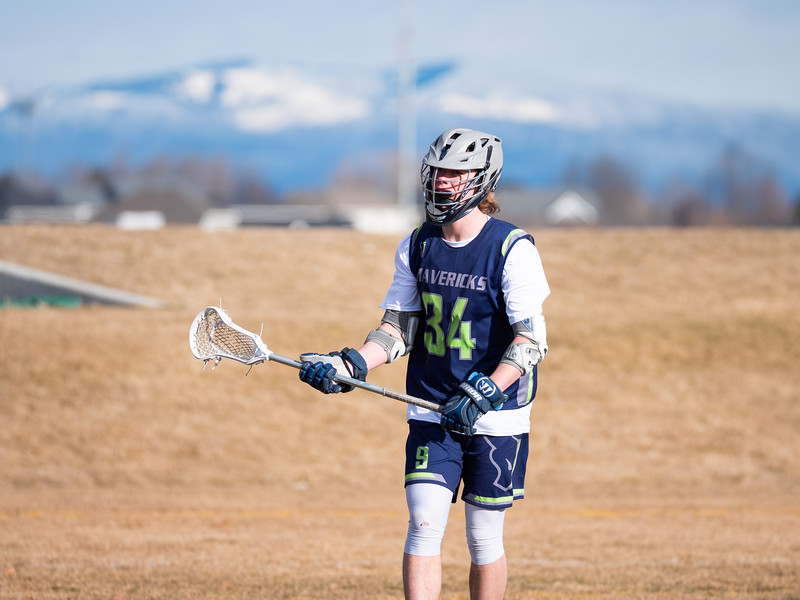 Mavericks LAX vs Middleton 3-13-2019