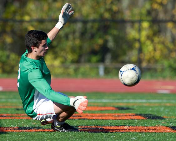 Oct 17, 2014 vs Fairfield Ludlowe