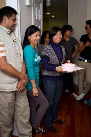 Corinne's Birthday