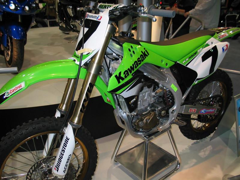 Kawasaki KX 450F SR