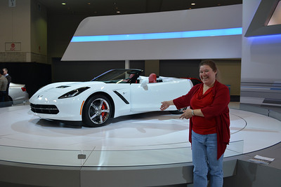 2014 Washington Auto Show