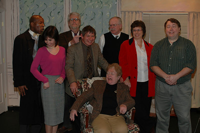 ACT IV - The Mousetrap 2009