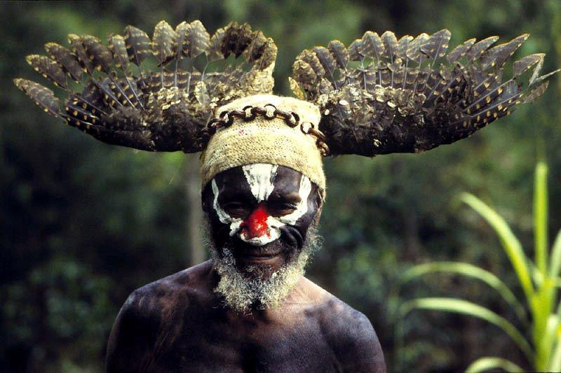 Mt. Hagan, Papua New Guinea, 1996