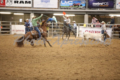 Team Roping Tuesday Sept 25