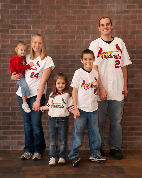 Stuckstede Family 2011