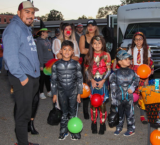 Trunk-or-Treat hosted by Center FUMC