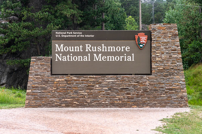 Mount Rushmore National Memorial 2019