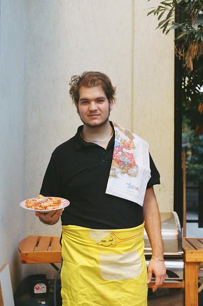 Cook Alessandro. Vasto, Italy 2013.