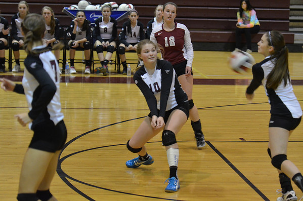 Volleyball vs Catoctin