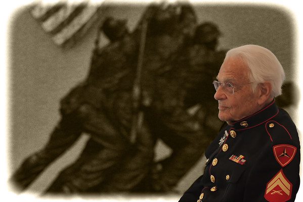Iwo Jima 70th Anniversary Memorial Luncheon, February 21, 2015