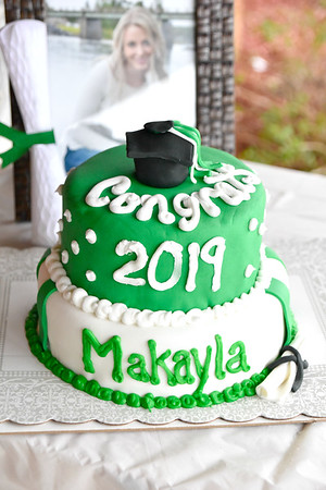 Makayla's Graduation Party