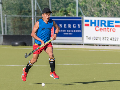 2017/12 Hockey training Paarl Gim