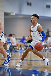 McCallie Basketball vs Baylor - Feb 2021
