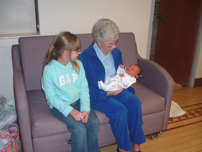 2007 November - Other Braelyn's Arrival Pics