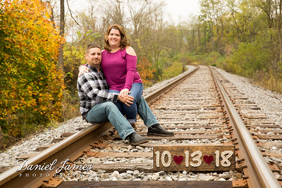 DJP Chris & Emily Engagement