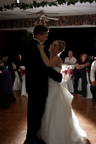 Misty and Todd's Wedding