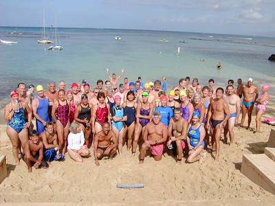 26th Annual OCC Invitation Swim 5-1-2004