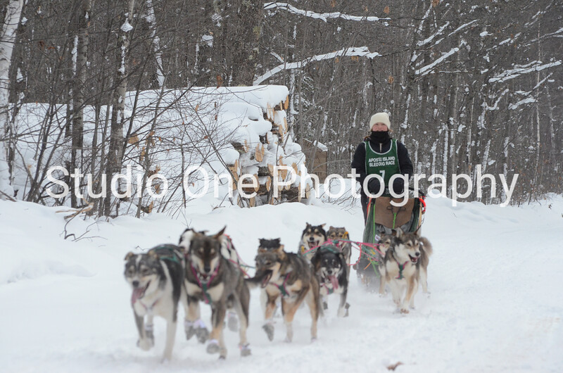 Apostle Islands Sled Dog Race 2019