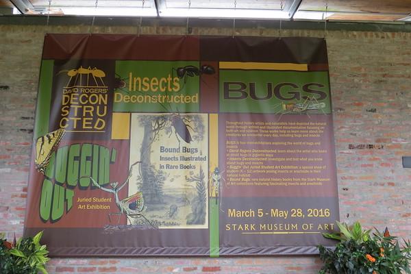 Bugs at ShangriLa April 2016